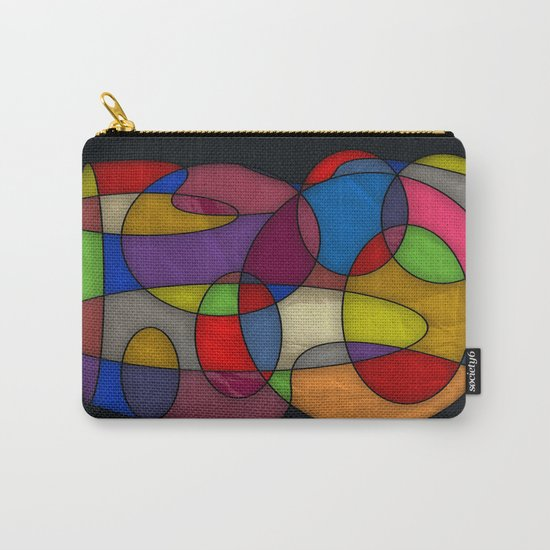 Abstract #314 Carry-All Pouch