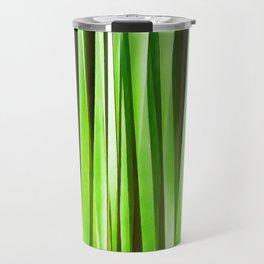 Tropical Green Riverweed Travel Mug