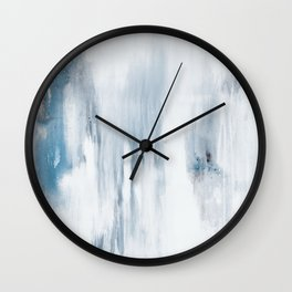 Lost in Silence 1zo by Kathy Morton Stanion Wall Clock