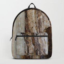 Cracked Backpack