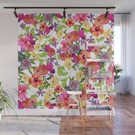 Zariya Flower Garden Wall Mural
