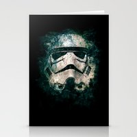 trooper Stationery Cards featuring Trooper by Sirenphotos