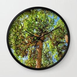 Intricate Vibrations  Wall Clock