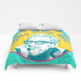 Hello From Jeff Goldblum Comforters