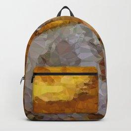 Rest From Work Detail After Van Gogh & Millet Backpack