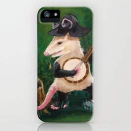 Hillbilly Critters iPhone Case