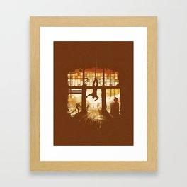 Bills Trap Framed Art Print