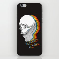Spectrum Of Death  iPhone & iPod Skin