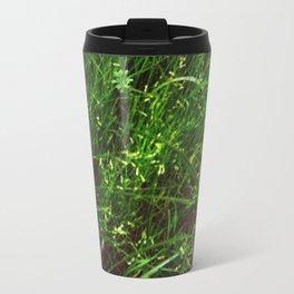 Damaged Disposable Camera Film - Grass Travel Mug