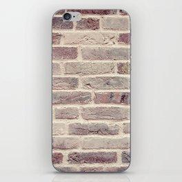 Brick  iPhone Skin