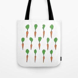 Thirteen Carrots  Tote Bag