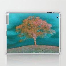 ABSTRACT - solitary tree Laptop & iPad Skin