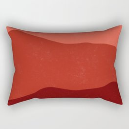 700 nm Rectangular Pillow