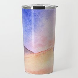 A Sea of Dunes Travel Mug
