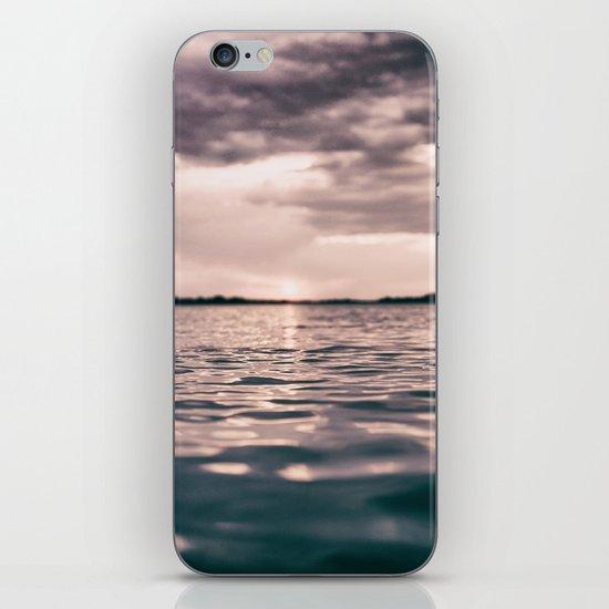 The calm #lake iPhone & iPod Skin