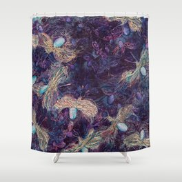 As They Teach Me How To Dance Shower Curtain