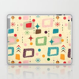 Atomic pattern Laptop & iPad Skin