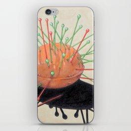 pincushion n. 4 iPhone Skin