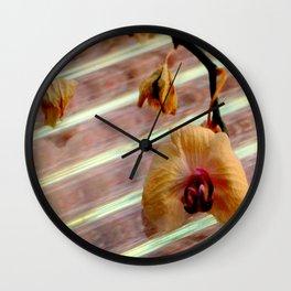 How Dry I Am Wall Clock