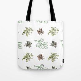 Quercus (greens) Tote Bag