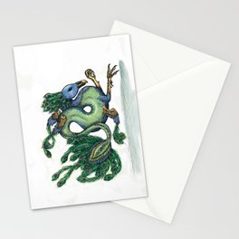 Wyvera argus (clean version) Stationery Cards