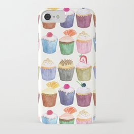 Cupcake Cluster iPhone Case