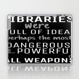 Libraries Laptop & iPad Skin