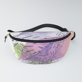 double vision Fanny Pack