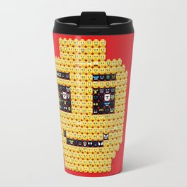In my head Travel Mug