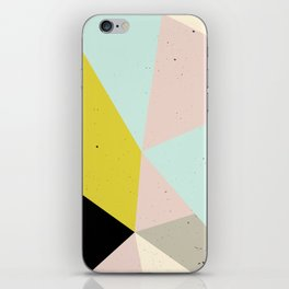 Geometric iPhone Skin
