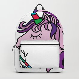 Unicorn Like tree of Life Backpack