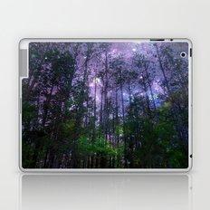 Mystic Forest : Purple Space  Laptop & iPad Skin