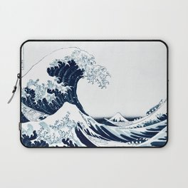 The Great Wave - Halftone Laptop Sleeve