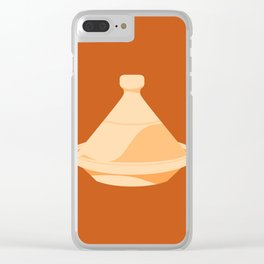 MADE IN MOROCCO #03-THE COOKING POT Clear iPhone Case