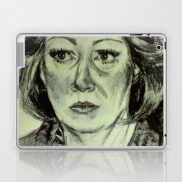 BETTY LOREN-MALTESE Laptop & iPad Skin