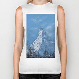 Matterhorn. Forest view Biker Tank