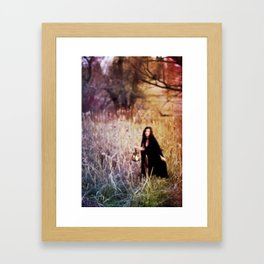 Technicolor Nightmare Framed Art Print