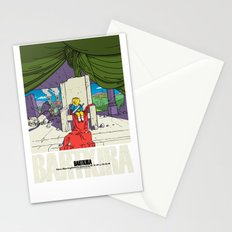 Bartkira / Neo-Springfield Poster  Stationery Cards
