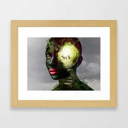 Wild Memories Framed Art Print