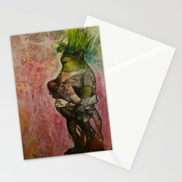 Hair of the Frog Stationery Cards