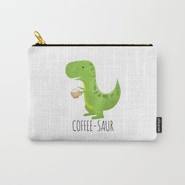Coffee-saur Carry-All Pouch