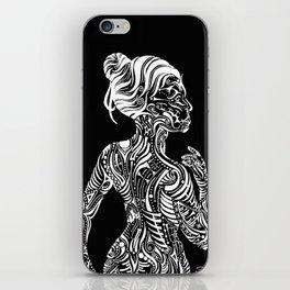 Opposite Maori iPhone Skin