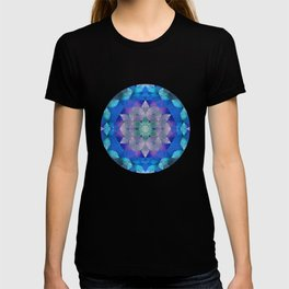The Flower of Life - Leaf Pattern 2 T-shirt
