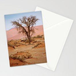 NAMIBIA ... Sossusvlei Oryx I Stationery Cards