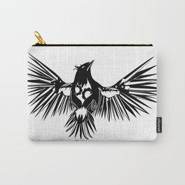 Clockwork - Black Carry-All Pouch