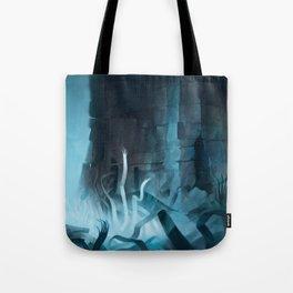Pilgrim of Ruin Tote Bag