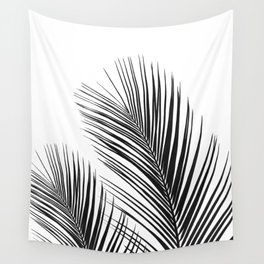 Tropical Palm Leaves #1 #botanical #decor #art #society6 Wall Tapestry