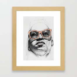 santi Framed Art Print