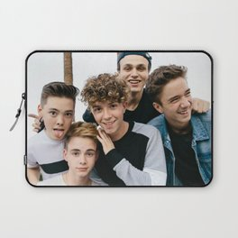 Why Dont We 5 Laptop Sleeve
