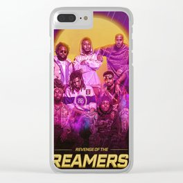 Revenge of the Dreamers III Clear iPhone Case